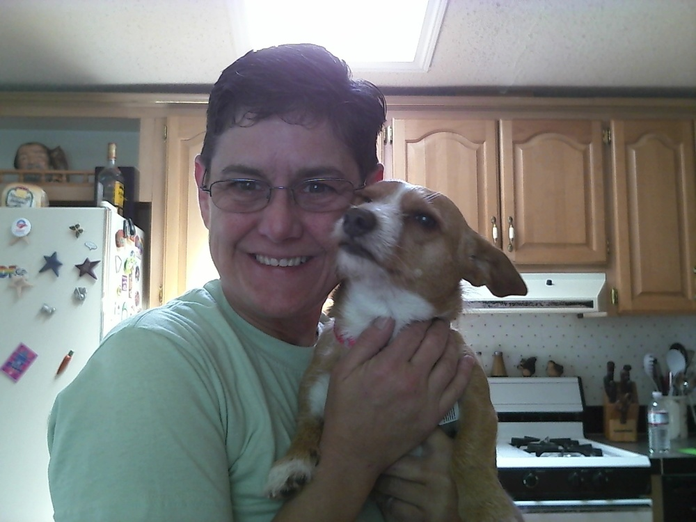 Nola & Me on Mother's Day...