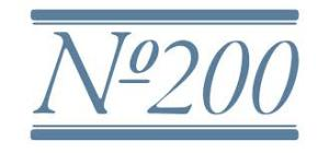 No, 200
