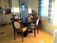 new dining set