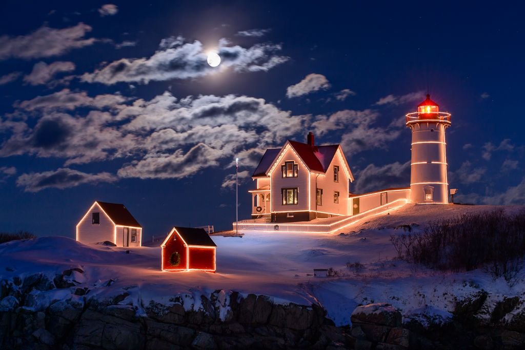 Nubble Christmas 2017