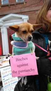 Bitches against the patriarchy